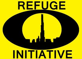 Refuge Initiative Logo by Avenuewriter