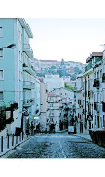 Lisbon by MEEMO-88