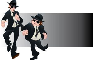 Jake and Elwood by Duncecap-Dan