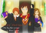 .:HP: The Boy that Survived :. by EndBritoNunes