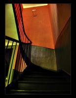 Surreal Stairway by smsccr