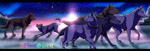 The Pack by Grim-fairytales