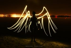 Light Painting. by KBLNoodles