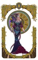 wow fan art page 2-8 by Angju