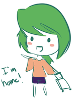 I'm Home. by ladny