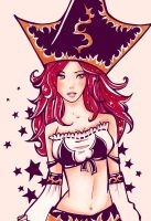 League of Legends - Miss Fortune by star-prince