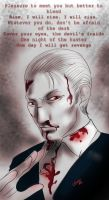 Hannibal - Le nuit du chasseur by FuriarossaAndMimma