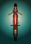 Vintage Racer by sprocket2cog