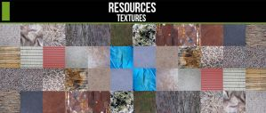Resources Textures Page! by CGCookie