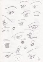 Eyes reference_1 by SummerExtasy