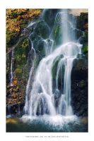 The waterfall of Lillafured - II by DimensionSeven
