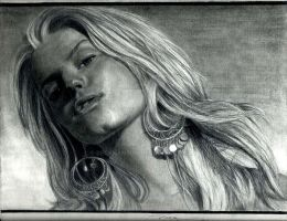 jessica simpson by beckhanson