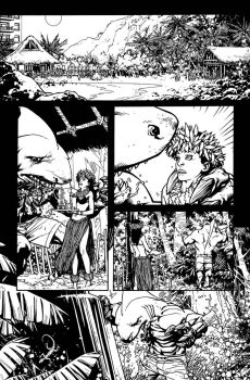 Secret Six page 1 by Spacefriend-KRUNK