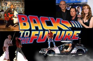 Back to the Future tribute by IntelligentWolf