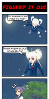 Figured It Out 20 by Dragoshi1