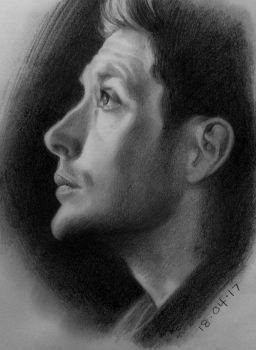 Another Dean Sketch... by Synosurai