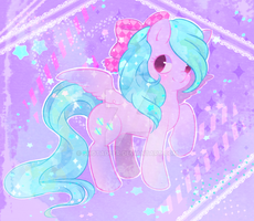 Pastel Pegasus by ShotaDeer