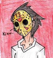 Friday the 13th's Hockey mask by gear25