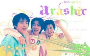 Kaze Trio header by frago86
