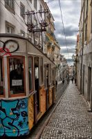 Ascensor da Bica by Markotxe