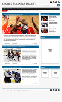 Sport Business Digest by pixelter