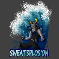 SWEAT'SPLOSION by 6-fingers