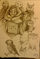 owl by mrssEclipse