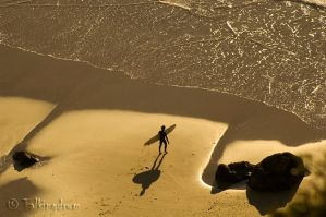 Surfer by Talkingdrum