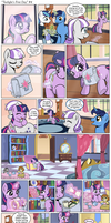 Comic - Twilight's First Day #4 by muffinshire