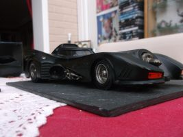 The Batmobile 1989 1 by stick-man-11