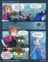 Anna Infinity 16 - I Like Fast By Phsueh-rus by lezisell