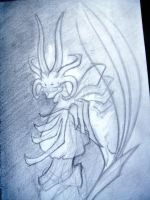 God of fire and stone by zenevaydragon973