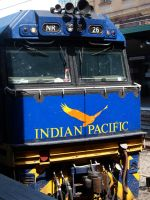 Indian Pacific by JolanthusTrel