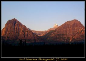 Jasper Mountains 6 by KSPhotographic
