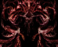 Demonic Fractal by Sarkie0803