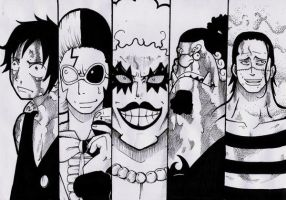 Impel Down 2 by Isara-La