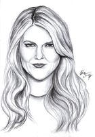 Lily Rabe by Lady-CaT