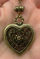 heart pendant by indeed-stock