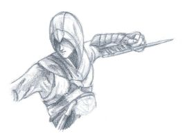 Altair by FanDragonBall