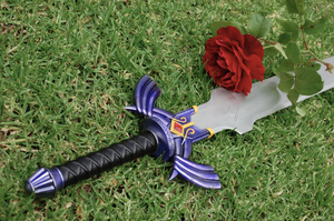 Master sword by manolo-kun