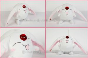 White Mokona:::::: by Witchiko