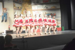 Dance Company Christmas Show,Santa's Tap14 by Miss-Tbones