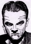 James Cagney - miniature by Andrzej5056