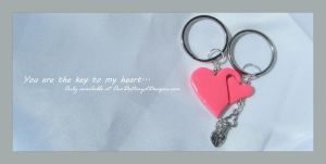 The Key to Our Hearts by OurDestinyDesigns