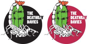 Deathray Davies T-Shirt 8 by Kaijubait
