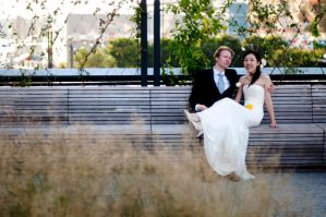 RR Wedding High Line Park by Lorddarphyve