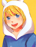 Finn the Human by sentaidash