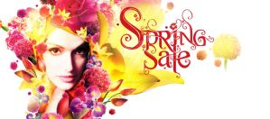 SOGO spring sale promo by singpentinkhappy