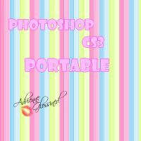 Photoshop CS3 Portable by TheMissGlossined