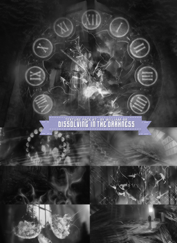 DISSOLVING IN THE DARKNESS - #7 Texture Pack by William-BR